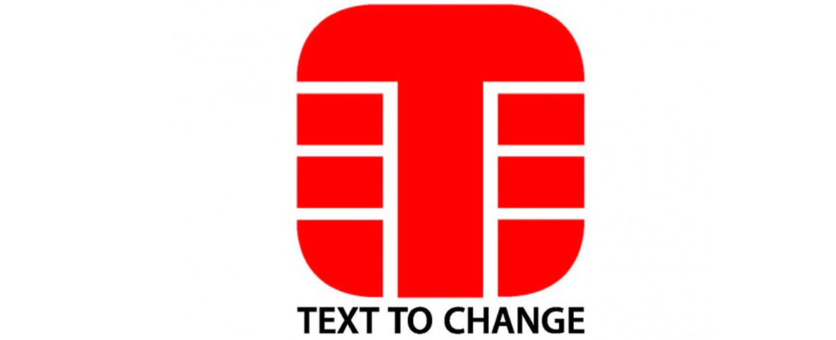 Text to Change